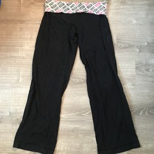 Love yoga pants size large